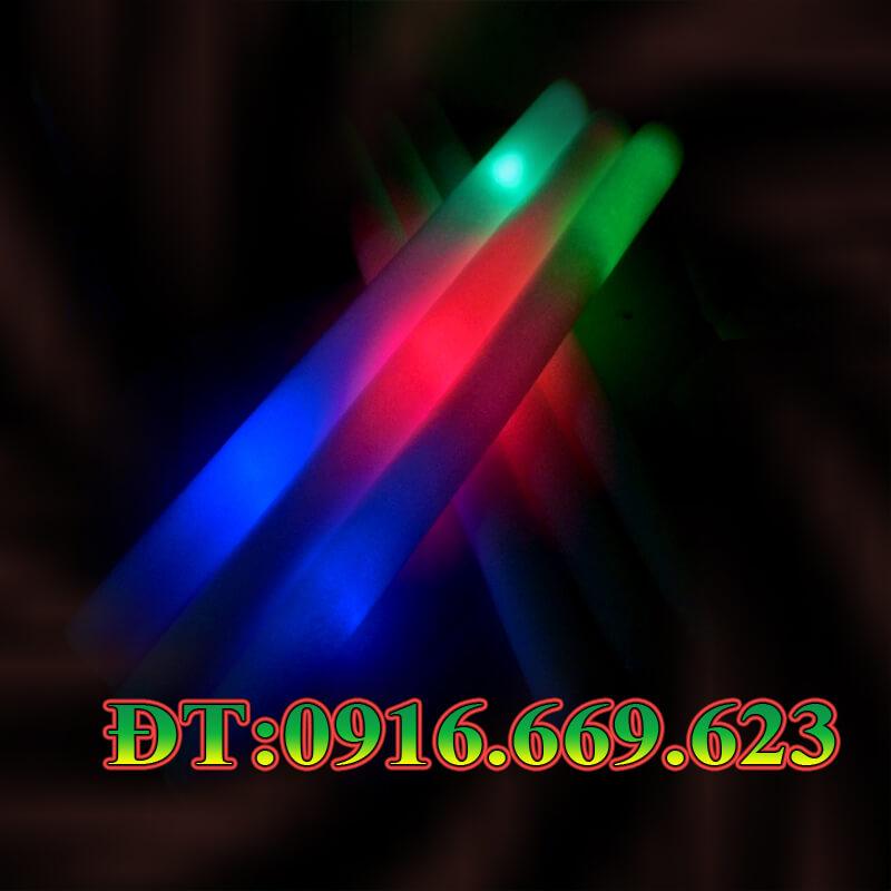 Gậy cổ vũ phát sáng 3 màu