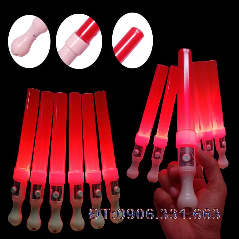 light stick màu đỏ 26cm