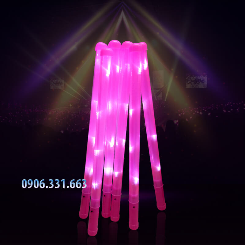 light stick màu hồng
