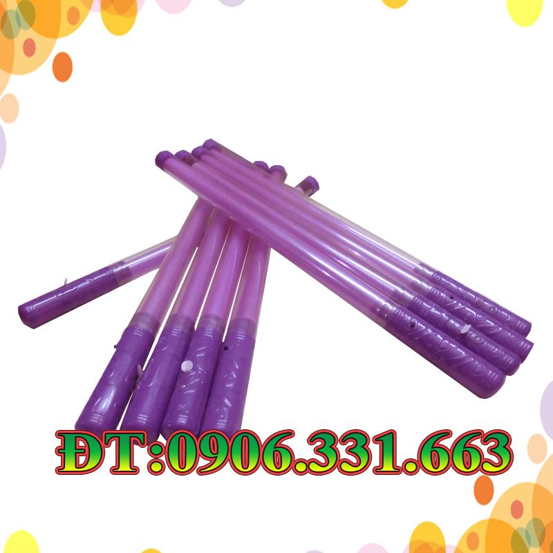 Light stick màu tím