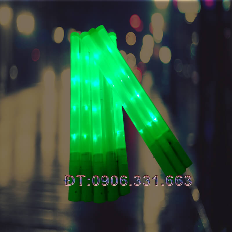 Lightstick xanh lá 46cm