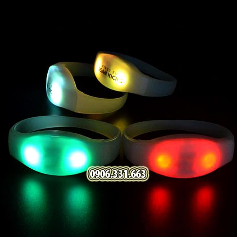 vòng tay led phát sáng vip
