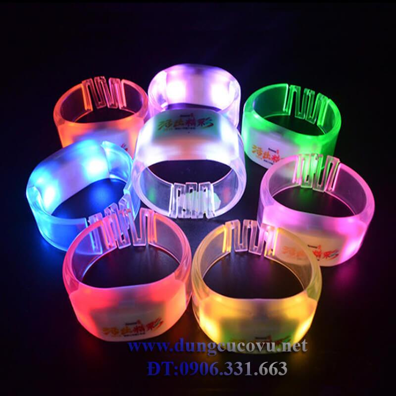 vòng tay led phát sáng tphcm